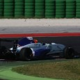 Jack Aitken was victorious in the Formula Renault 2.0 Alps race one at Misano and reclaimed the top spot in the championship standings.