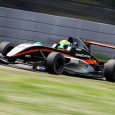 Formula Renault 2.0 Alps guest driver Jehan Daruvala set the pace in practice ahead of the championship's penultimate round at Misano World Circuit Marco Simoncelli.