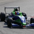 Vasily Romanov survived a crash-filled final Formula Renault 2.0 Alps race at Monza to record his first victory in cars.
