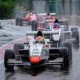The second Formula Renault 2.0 NEC race at Spa-Francorchamps was limited to four laps behind the safety car in heavy rain, but Louis Deletraz picked up his fifth win of the campaign.