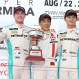 Honda Formula Dream Project racer Nirei Fukuzumi dominated Japanese F3's second visit to Motegi of 2015, recording his first and his second wins of the season.