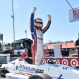Nico Jamin completed a perfect weekend by triumphing in the third USF2000 race of the weekend at Mid-Ohio.