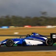 Photo: Australian F4  Jordan Lloyd took his third consecutive Australian F4 victory in race one of the championship's second round at Queensland Raceway.