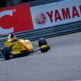 Dries Vanthoor took his maiden single-seater victory in the first Formula Renault 2.0 NEC race at Assen.