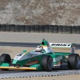 Garrett Grist was fastest in qualifying for the Pro Mazda season finale at Laguna Seca in a session which was interrupted by a lengthy red flag stint.