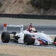 Cape's Nico Jamin was victorious in his first race as the USF2000 champion, dominating the series finale at Laguna Seca.