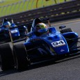 Jordan Lloyd was victorious in the first Australian F4 race at Sandown, taking a lights-to-flag victory in an incident-packed event.