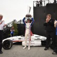 Nico Jamin became the 2015 USF2000 champion with one race to spare by dominating race one at Laguna Seca.