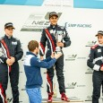 Enaam Ahmed scored his second lights-to-flag SMP F4 victory of the weekend at Parnu.