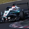 Nick Cassidy has secured a crucial lights-to-flag victory in the opening race of the final Japanese F3 round at Sugo, as rival Kenta Yamashita finished fourth.