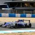 Jack Aitken claimed the 2015 Formula Renault 2.0 Alps title in the final race at Jerez, finishing third from 10th on the grid and claiming maximum points as Ben Barnicoat inherited the outright win.