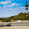 Formula Renault 2.0 Alps title chaser Jack Aitken will line up on the front row for the first race of the final round at Jerez, as wildcard Anthoine Hubert claimed pole in first qualifying.