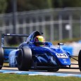 Jordan Lloyd became the first ever champion of Australian Formula 4 by completing his hat-trick of wins at the penultimate round at Phillip Island in the final race of the weekend.