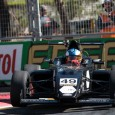 Australian Formula 4 runner-up Thomas Randle completed the season with a second street-circuit lockout after adding victories in races two and three at Sydney Olympic Park.