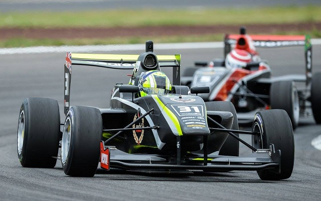 Lando Norris claimed the 2016 Denny Hulme Trophy by winning the final Toyota Racing Series race at Taupo.