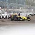 Rookie driver Aaron Telitz secured his first victory in Pro Mazda, leading Patricio O'Ward and Weiron Tan to an all-Pelfrey podium in St. Petersburg race two. Starting from pole, Telitz […]