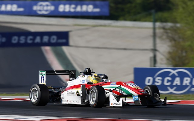 Maximilian Gunther has moved into the lead of the FIA Formula 3 European Championship with a well-controlled victory in race two of the Hungaroring weekend.
