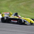 Pro Mazda rookie Aaron Telitz claimed pole for a second straight race in qualifying at Barber Motorsports Park.