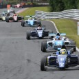 Ricky Collard made it a double victory in the fourth round of the BRDC British Formula 3 Championship at Oulton Park with another lights-to-flag drive in race three.