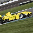 Patricio O'Ward produced a second dominant win of the Pro Mazda round on the Indianapolis road course.