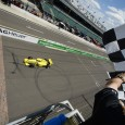 Patricio O'Ward sped uncontested to victory in the first of two Pro Mazda races at the Indianapolis Motor Speedway, the fourth victory in five races for Team Pelfrey's championship leading driver.