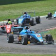 Italian Formula 4 leader Marcos Siebert resisted an attack from Mick Schumacher to win the first race of round three at Imola, which had two safety cars and a red flag.