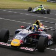 Luis Leeds and Devlin DeFrancesco shared the British Formula 4 wins on Sunday at Croft, as Max Fewtrell gained control of the title race going into the summer break.