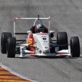 Anthony Martin secured pole position for the first of two USF2000 races at Road America with a near-record lap time in Friday's qualifying session.
