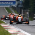 Dorian Boccolacci turned the tables on Lando Norris in race two at Monza to score his first Eurocup Formula Renault win.