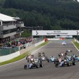Lando Norris took victory in the BRDC British Formula 3 Championship's first ever race at Spa, as Matheus Leist beat points leader Ricky Collard to second.