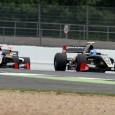Roy Nissany completed a double victory in Formula V8 3.5 at Silverstone with a dominant drive in race two.