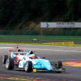 Thomas Randle came from ninth on the grid to win the second BRDC British Formula 3 race of the weekend at Spa-Francorchamps before Lando Norris won again in race three.