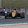 Prema team-mates Mick Schumacher and Juan Correa crashed fighting over the lead in the second Italian Formula 4 race at Mugello, handing a first win to Giuliano Raucci.