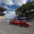 After a two-race hiatus from Indy Lights, Felix Rosenqvist would not be denied pole position for the first of two races at the Exhibition Place Street Circuit in Toronto, Canada.