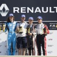 Lando Norris has taken his fifth win of the season in the second Eurocup Formula Renault race at Paul Ricard.