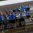 James Pull claimed a long-awaited first British Formula 4 win in the opening race of the weekend at a wet Rockingham.