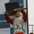 Mick Schumacher closed to within 10 points of the Italian Formula 4 lead at the Vallelunga round, as he, Raul Guzman and Juan Correa shared the wins. The first race was one […]