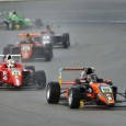 New ADAC Formula 4 champion Joey Mawson followed up clinching his title with another win in race two at Hockenheim, which was interrupted by a rain shower. Starting on pole, the Australian […]