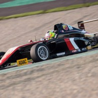 The reigning world junior karting champion Logan Sargeant will make his single-seater racing debut with Motopark in the new UAE Formula 4 series this winter.