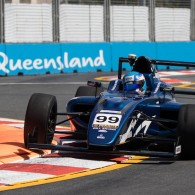 Will Brown claimed the second Australian Formula 4 title at the final round of the season in Surfers Paradise.