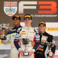 Enaam Ahmed leads the BRDC British Formula 3 Autumn Trophy after day one at Snetterton, winning his first race with Carlin while Dan Ticktum scored his first victory since returning to racing.