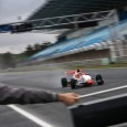 Sacha Fenestraz followed his win in Sunday's Eurocup Formula Renault season finale by topping the post-season test day at Estoril, as French Formula 4 champion Yifei Ye headed the rookies.