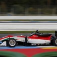 Lance Stroll rounded out what is likely to be his final weekend in junior single-seaters by completing a maiden FIA Formula 3 European Championship hat-trick at Hockenheim.