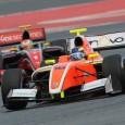 Tom Dillmann snatched the Formula V8 3.5 title from the clutches of Louis Deletraz with an unlikely victory in the final race of the season at Barcelona.