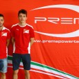 Ferrari proteges Charles Leclerc and Antonio Fuoco will form the Prema GP2 line-up next season, as both prepare step up from GP3.