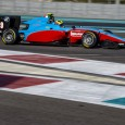 Ex-Formula 3 racers Alessio Lorandi and Niko Kari topped a session each on day two of the GP3 post-season test in Abu Dhabi.