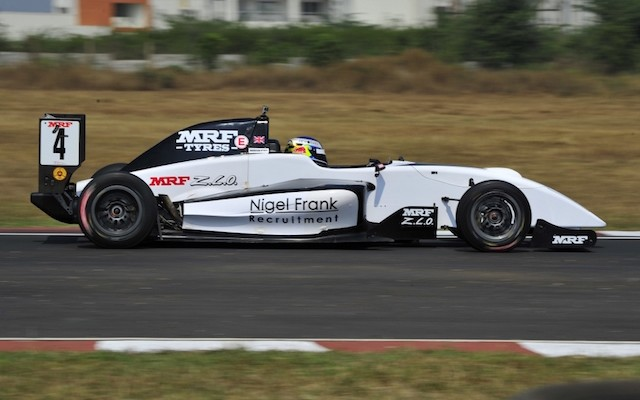 Harrison Newey has claimed the MRF Challenge title on a tie-break withJoey Mawson after winning both races on the final day of the season at Chennai. The Briton led the […]