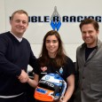 British GT champion Jamie Chadwick is to switch to single-seaters in the BRDC British Formula 3 Championship with Double R Racing.