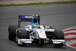 Adrian Quaife-Hobbs (Photo: Alastair Staley/GP2 Series Media Service)