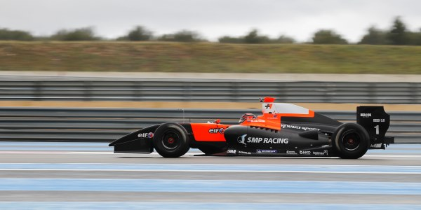 MOTORSPORT - TESTS WORLD SERIES BY RENAULT 2013 - FORMULE RENAULT 3.5 - LE CASTELLET - PAUL RICARD (FRA) - 04 TO 07/03/2013 - PHOTO : GREGORY LENORMAND / DPPI - 01 ALESHIN MIKHAIL - (RUS) / TECH1 RACING - ACTION